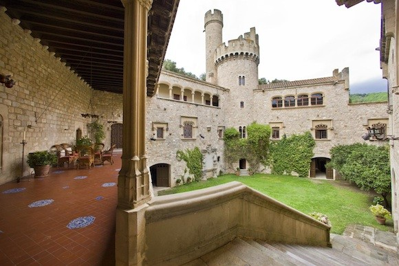 Egy spanyol vár a világ egyik legszebb otthona