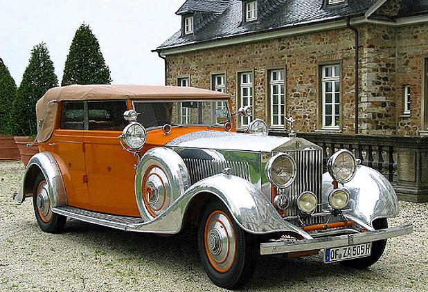 Eltékozolták a maharadzsa Rolls-Royce-ot