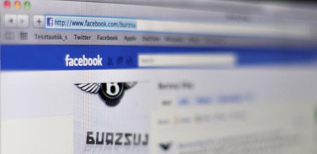 Egymást ölik a burzsujok a Facebookért