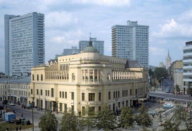 Cavalli Club Moszkvában?