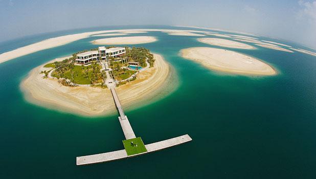 Atlantiszosodik a dubaji The World