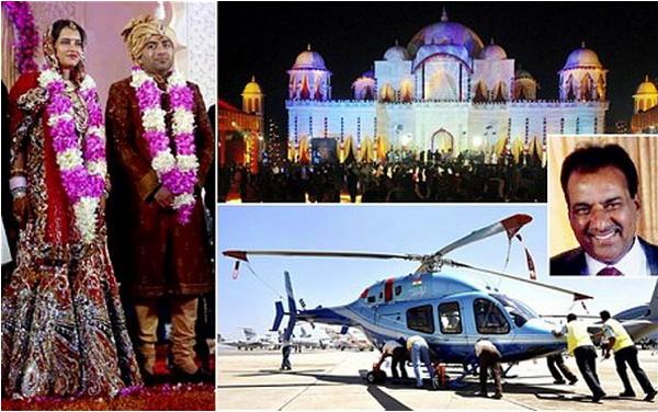 10 milliárd forint volt a világ legdrágább esküvője