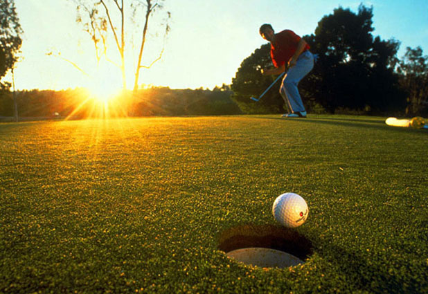 Keresztes hadjárat a golfpályák ellen