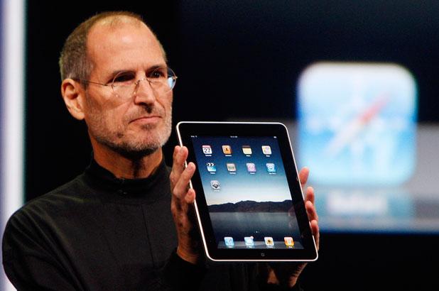 Imádják a milliárdosok az iPadet