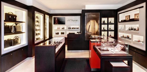 S.T. Dupont: Új francia luxusmárka az Andrássy úton
