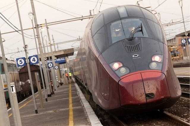 A vonatok Ferrarija