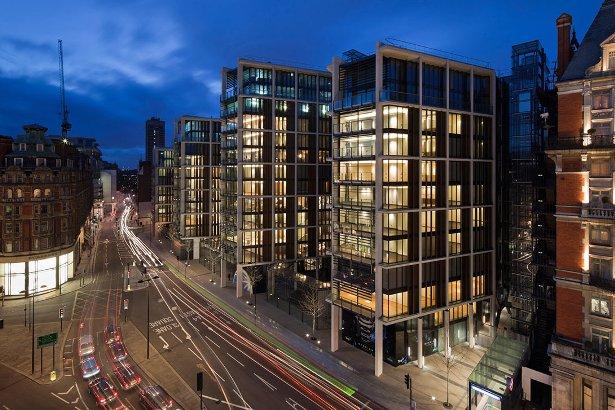 London legdrágább lakását 24 milliárd forintért kínálják