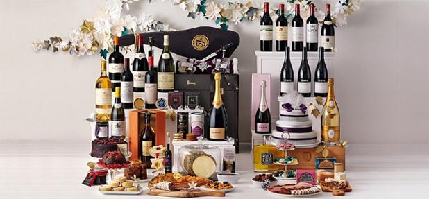 Több millió forintos karácsonyi ajándékcsomag a Harrods-ból
