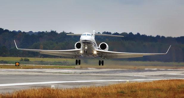 A katasztrófa ellenére is hatalmas siker az új Gulfstream