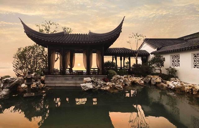 Egymilliárdos kínai palota hipergazdagoknak