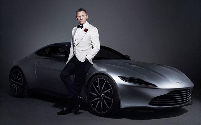 James Bond autója legalább 400 millió forintot ér