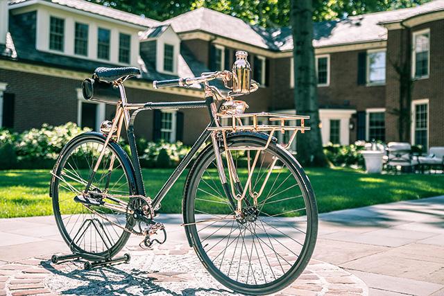 Ez most a legmenőbb bicikli!