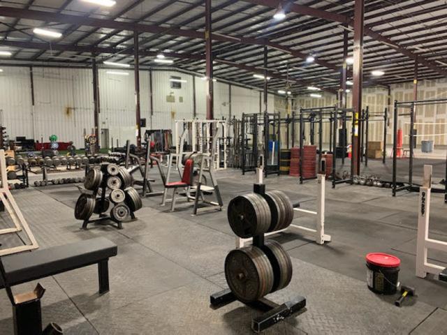 Milyen a jó edzőterem?
