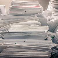 Papírhegyek? Így tárold a papírszámláidat egyszerűen (X)