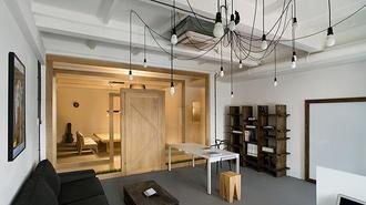 28 menő, ipari stílusú iroda
