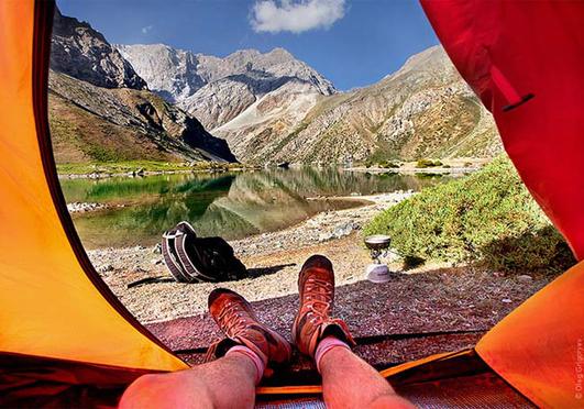 Egy orosz kalandor lélegzetelállító reggelei