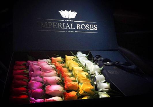 Hogyan lesz a virágkötésből üzletkötés? Interjú az Imperial Roses alapítójával