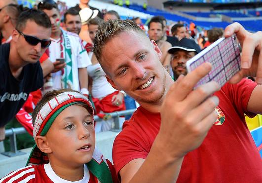 Nézettségi csúcs - a magyar portugál meccs mindent levert