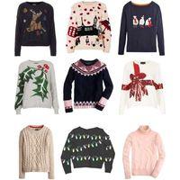 Dress code az ünnepekre: Csúnya karácsonyi pulcsik
