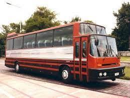 Ikarus 270 Prototype '1975 | Retro bus, Greyhound bus, Bus coach