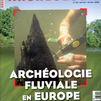 Cikk a drávai kutatásokról a Dossiers d'Archéologie-ban