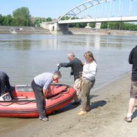 Szeged: ígéretes anomáliák a Tisza mélyén!