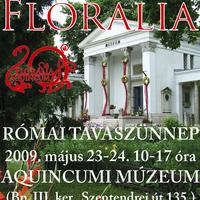 Szombat és vasárnap előadás Aquincumban