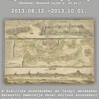 Dunai Kutlurális Folyosó kiállítás Ráckevén