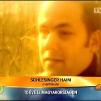 Schlesinger Haim az Aktívban