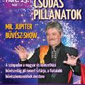 Molnár Gergely bűvész show a Napfényesben március 13-án