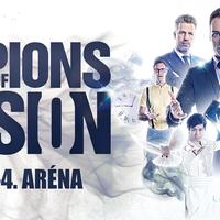 Champions of Illusion - november 3-4. - Az illúzió bajnokai az Arénában!