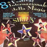 Festival Internazionale della Magia 2008 - Hajnóczy Soma beszámolója