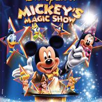 Mickey's Magic Show - 2013 januárjában Budapesten