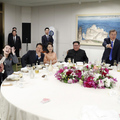 Bűvész szórakoztatta az észak és dél-koreai elnököt történelmi csúcstalálkozójukon