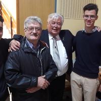 Szűcs Tibor és Szakmáry Péter újra gáláztak Saalbachban