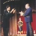 Czeisler Ferenc kapta a Magic Castle életműdíját