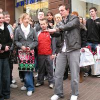 Az utcai bűvészkedés alapszabályai