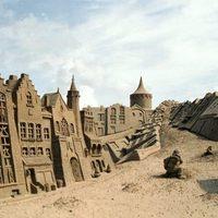 Felső kategóriás homokvárak