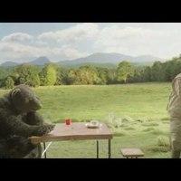 A medve és a vadász: szülinapi party