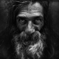 Lee Jeffries hajléktalan-portréi