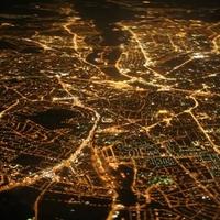 Nap képe: csodás éjszakai légifelvétel Budapestről