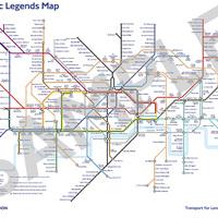 Olimpikonokról nevezték el a londoni metró állomásait