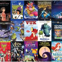 Minden idők 15 legjobb animációs filmje