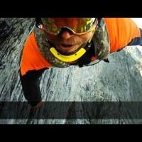 Wingsuit repülés