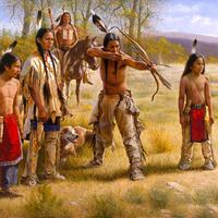 Alfredo Rodriguez western festményei