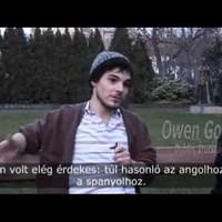 A magyar nyelvről külföldi diákok