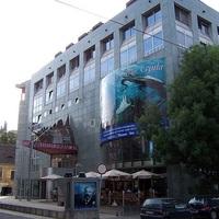 A Francia Intézet könyvtára