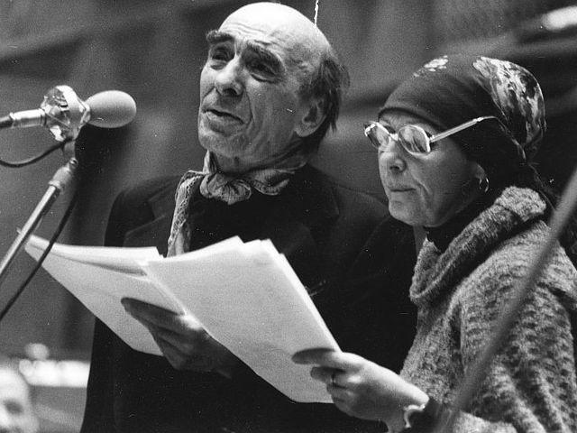Lujza és Jenő Nőnapkor