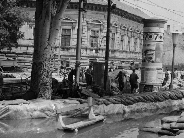 Kegyetlen nyár  - Az 1970-es árvíz emlékére