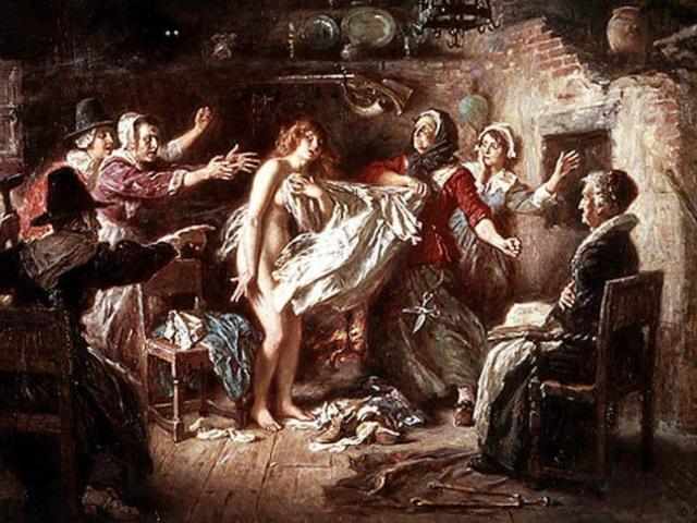 Boszorkányüldözés a 21. században